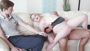 Wife Fucks A Stud In Front Of The brush Loser Husband