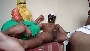 Indian Bhabhi Set up sex Stepson Fucking Mom In Home
