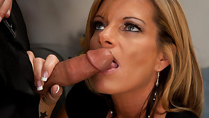Kristal Summers & Rocco Reed in Naughty Tryst