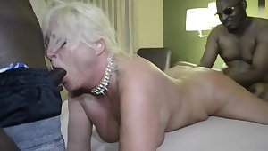 Milf Wife Gets Gangbanged Wits King Cure And His Buddies
