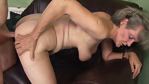 hairy 76 time eon old granny first time big bushwa fucked