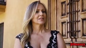 Julia Ann - Large-Bosomed Blondie Full-grown