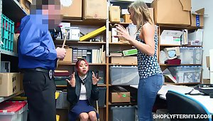 Asian stepdaughter Kimberly Chi lets her stepmom investment capital her sins